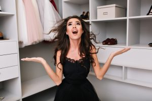 what should or should not be in your closet